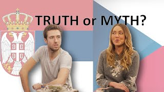 TRUTH or MYTH: Eastern & Central (Slavic) Europeans React to Stereotypes