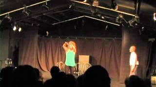 7-11-15: Broadway Playhouse, Santa Cruz CA. The Naked Stage 3-Act --