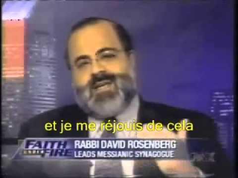 David ROSEMBERG : Ce Rabbin Juif et Chrétien explique sa foi, à la télévision !