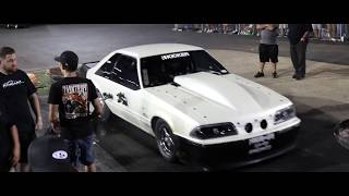 Street Outlaws Bristol $100K Race From the Starting Line! (Entire Race)