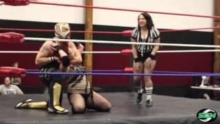 SCW Mixed Gender Tag Match: DDD/Sunni vs Avarice/Fantasma w/Annie Raeth