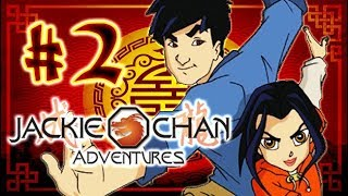 Jackie Chan Adventures Walkthrough Part 2 (PS2) Finding the Band - Mexican Village