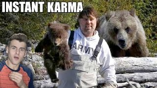 Hilarious Moments Of Instant Karma
