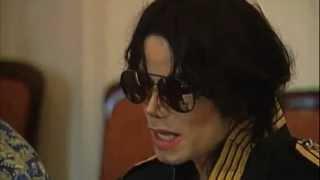 Michael Jackson Meets Nelson Mandela 1999 -  (HD-720p)