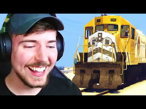 Can You Stop The Train in GTA 5