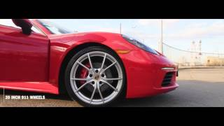 Downtown Porsche Certified Pre-Owned - 2017 718 Boxster S