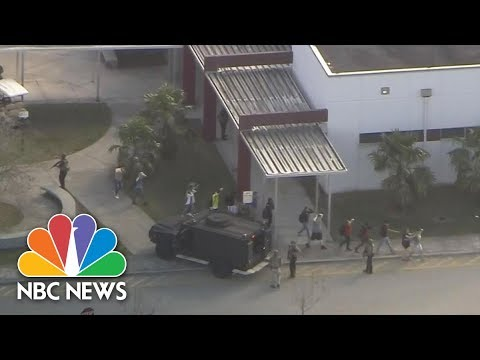 School Shooting Reported In Florida | NBC News