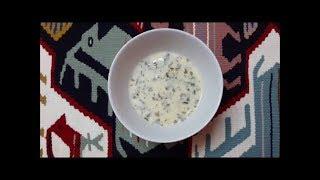 طرز تهیه آش دوغ آذربایجان