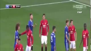 Chelsea vs Man United 4 0 Highlights   English Premier League Week 9   Oct, 23 2016