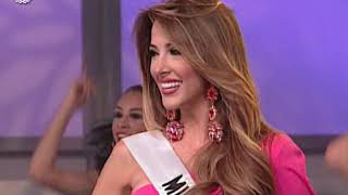 Miss Guárico, Miss Miranda, Miss Monagas y Miss Nueva Esparta en La Magia de Ser Miss