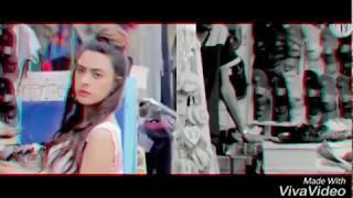Pakistani girls dance on street
