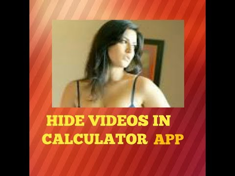 Xxx Mp4 How To Hide Videos And Images In Calculator App Tamil Hide Videos 3gp Sex
