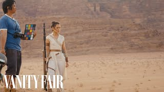 Star Wars: Episode 9 - The Rise of Skywalker - On Set Exclusive | Vanity Fair