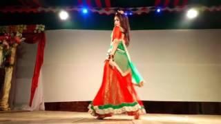 Holud dance dhaka   YouTube