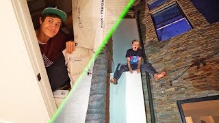 CRAZY HIDE AND SEEK IN OUR NEW HOUSE! *INTENSE*