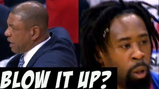 Time To Blow Up The Clippers? Fire Doc, Trade Deandre Jordan?