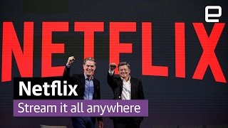 Stream it all anywhere on Netflix: Year in Review