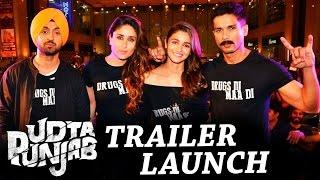 Udta Punjab TRAILER LAUNCH   Shahid Kapoor, Kareena Kapoor, Alia Bhatt - FULL EVENT