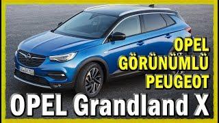 Opel Grandland X test sürüşü ve inceleme videosu