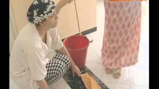 معاناة خادمة.. فيلم قصير