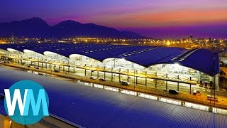 Top 10 Best Airports in The World