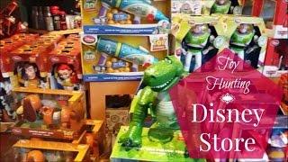Disney Store   Toy Hunting   K's Toys