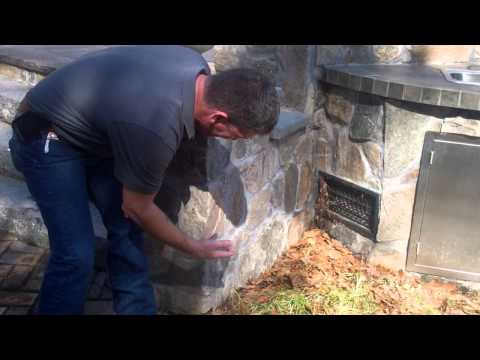 Chuck on Using Natural Stone Veneer