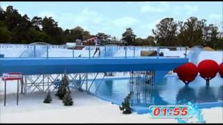 Winter Wipeout - Series 1 Episode 12 (Celebrity Special)