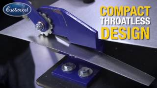 Big Cutting in Small Tool! Easily Cut Metal w/ Mini Rotary Metal Shear - Eastwood