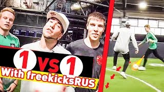 1VS1 WITH FREEKICKRUS !