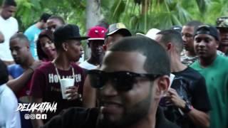 TALIMAN vs BROLLY MC - OCTAVOS: 2da Batalla de Freestyle #DeLaKatana (República Dominicana)