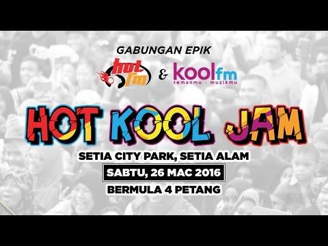 HOT KOOL JAM - Konsert Paling Epik