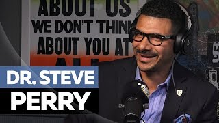 Dr. Steve Perry Opens Up An Important Conversation On Education + School Choice