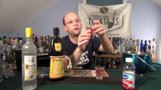 How To Make Nut's 'n Berries Shooter