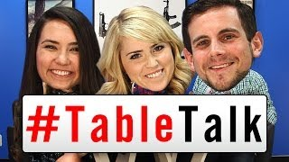 Internet Shut Down Survival Tips & Living at Hogwarts! It's #TableTalk!