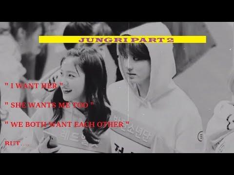 BTS Jungkook and Red Velvet Yeri Story BTSVELVET JUNGRI Love Long Journey part 2