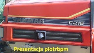 Prezentacjia Yanmar F215D piotrbpm