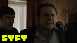 (SPOILERS) Bitten Clips S3E9 'Alone and Unloved' | Syfy
