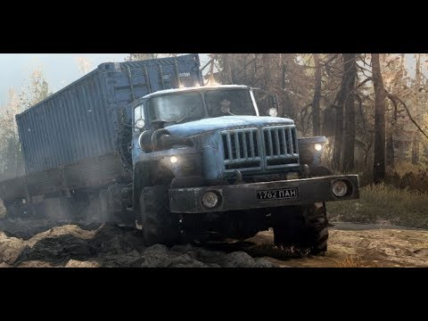 Xxx Mp4 Deep In The Valley MudRunner A Spintires Game Part 1 3gp Sex