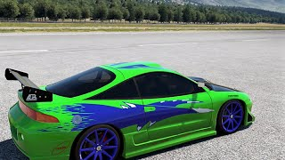 Forza Horizon 2 Part 44 Mitsubishi Eclipse GS FAST & FURIOUS