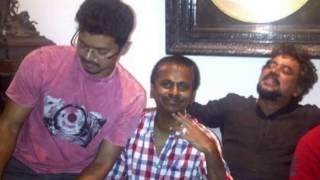 Thuppaki Shooting Spot stills   Ilayathalapathy Vijay   AR Murugadoss    Kajal Agarwal
