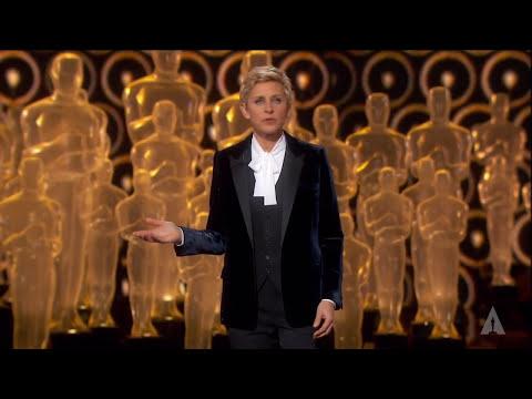 Ellen DeGeneres 86th Oscars Opening