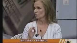 Ginástica Cerebral: Selma Cordeiro demonstra exercícios que ajudam na concentração e memória