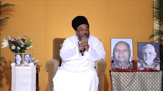Discovering the 'Is-ness' of Being Is the Master Key to Happiness  (Guru Purnima Sunday Satsang)