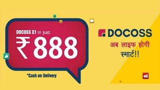 Unboxing and Review Docoss X1 Mobile Finally Price Only Rs 888  $13.38 USD