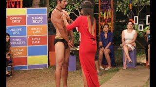 MTV Splitsvilla 9 Martina giggles when she realises it's Varun