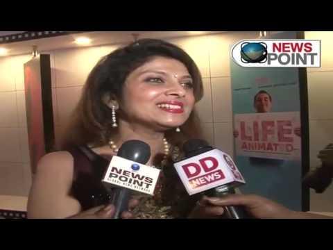 Xxx Mp4 IFFI2016Red Carpet Interaction With Film Actress Varsha Usgaonkar Newspoint TV 3gp Sex