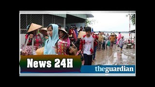 Typhoon tembin heads for vietnam after battering philippines | News 24H