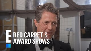 Hugh Grant Gets Intimidated by Meryl Streep | E! Live from the Red Carpet