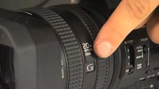 Sony HVR-Z5E Professionl HD video camera / camcorder (HDV HVR Z5) - www.cvp.co.uk